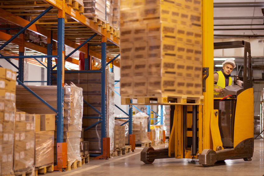 The Need for Lean Distribution CenterOperations